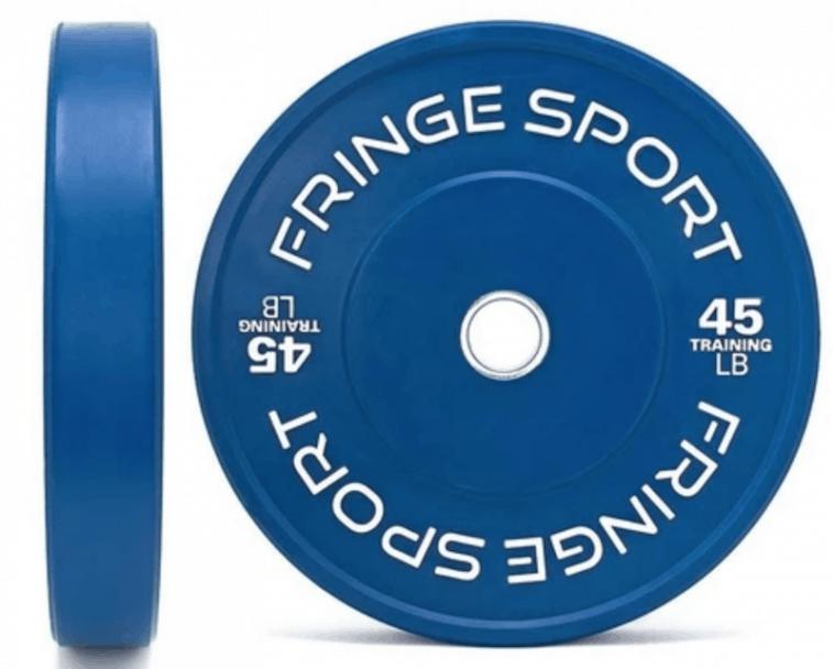 Fringe Sport Color Bumper Plates