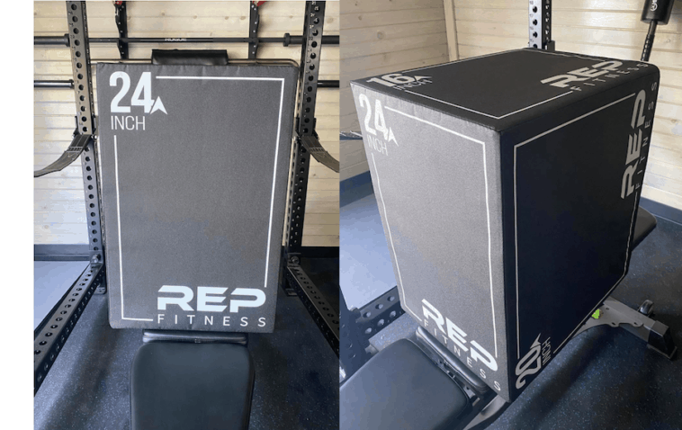 Rep Fitness 3-in-1 Plyo Box