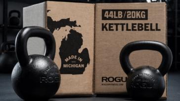 Rogue Kettlebell E-Coat