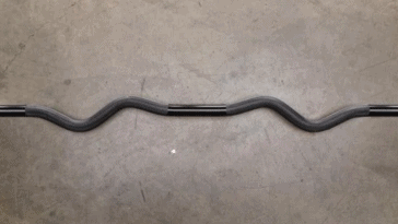 Rogue Rackable Curl Bar