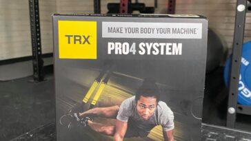 TRX Pro 4
