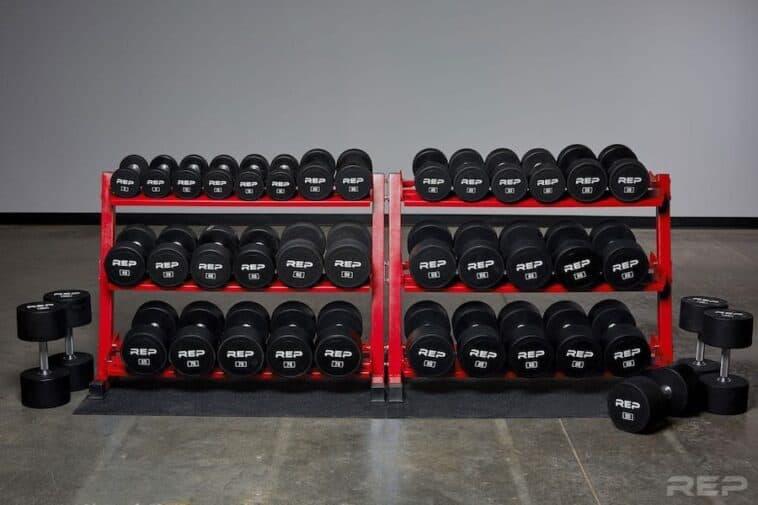 Rep Dumbbell Rack