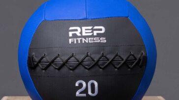 Rep Fitness Medicine Wall Ball V2