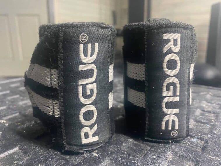 Rogue Fitness Wrist Wraps - White Series