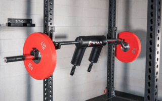 Titan Fitness Safety Squat Olympic Bar V2