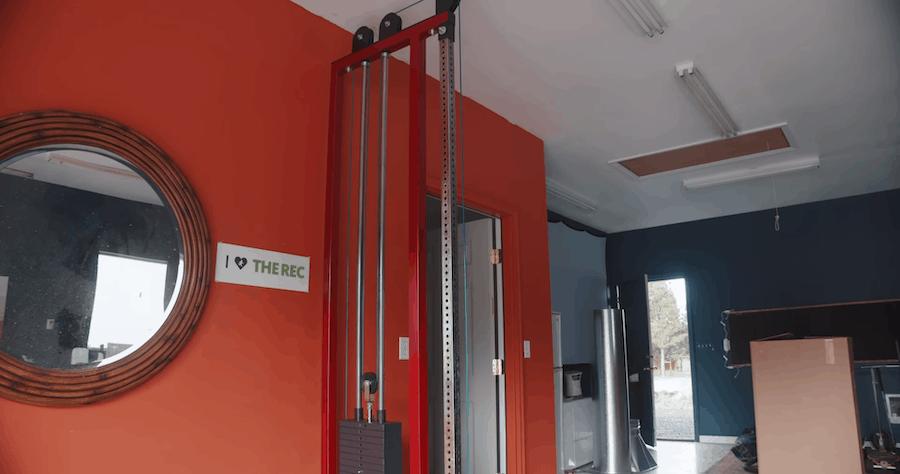 DIY Adjustable Cable Machine