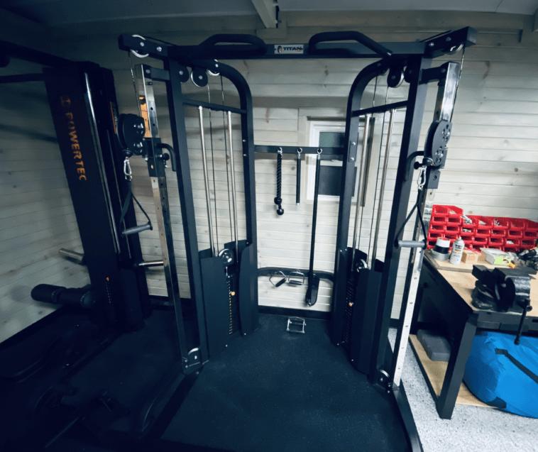 Titan Fitness Functional Trainer