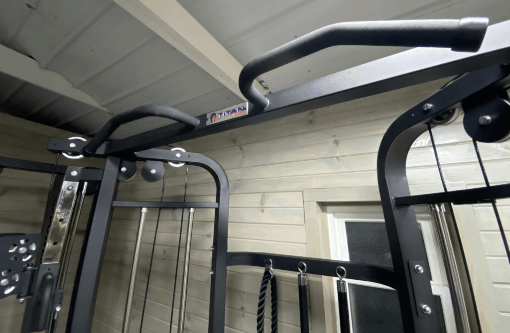 Titan Fitness Functional Trainer Pull-Up Bar