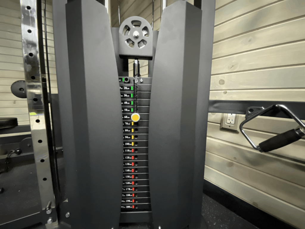 Titan Fitness Weight Stack