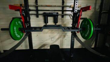 Titan Fitness Multi Grip Camber Bar