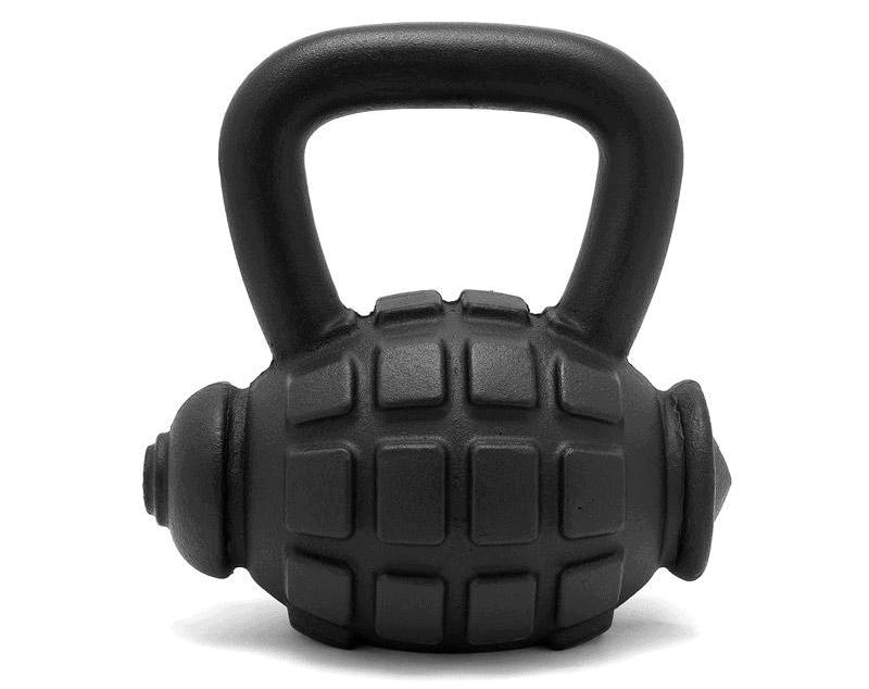 Fringe Sport Premium Grenade Kettlebell