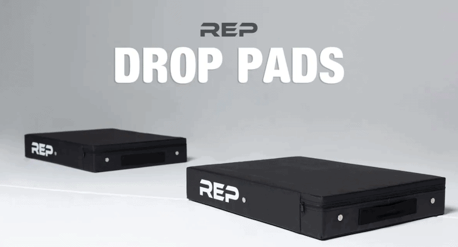 Rep Drop Pad