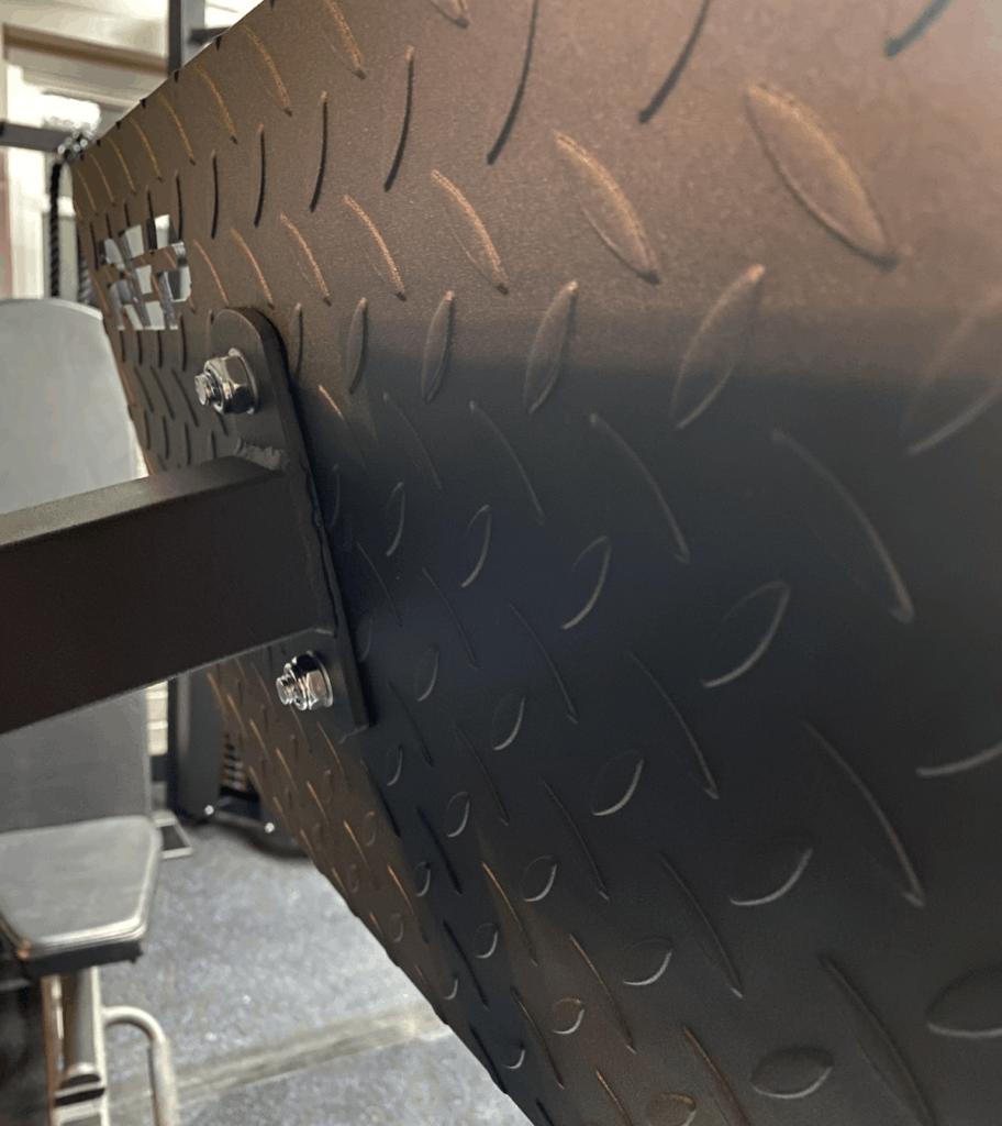 Rep GHD Foot Plate