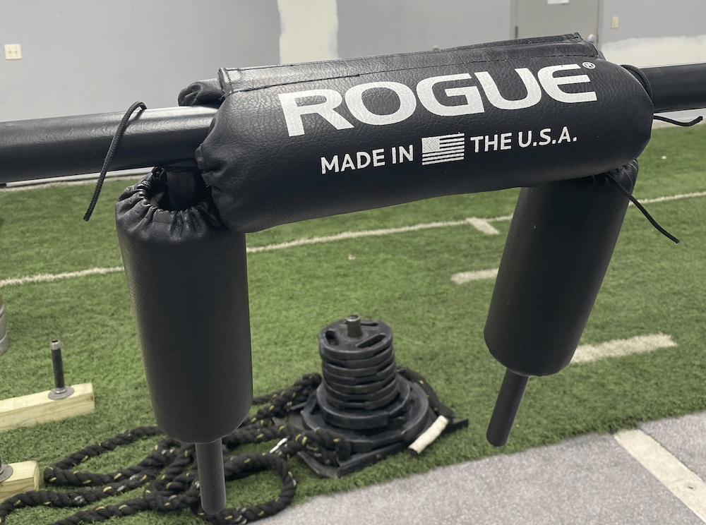 Rogue Camber Bar Shoulder Padding