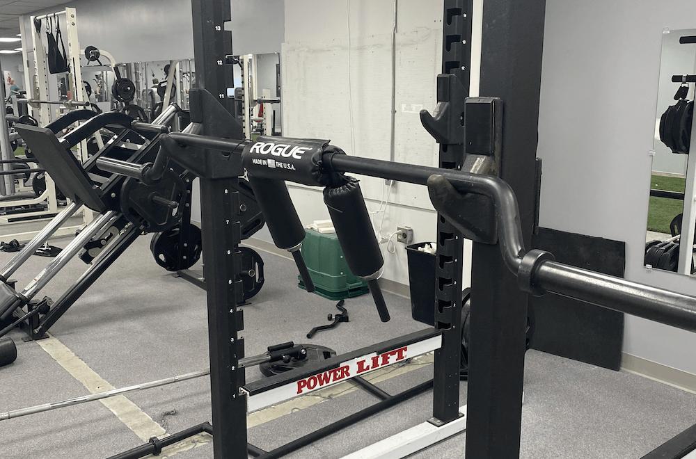 Rogue SB-1 Safety Squat Bar