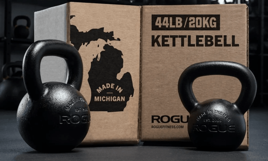 Rogue E-Coat Kettlebell Reviews