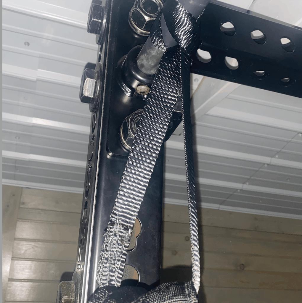 Spud Inc Hanging Ab Straps