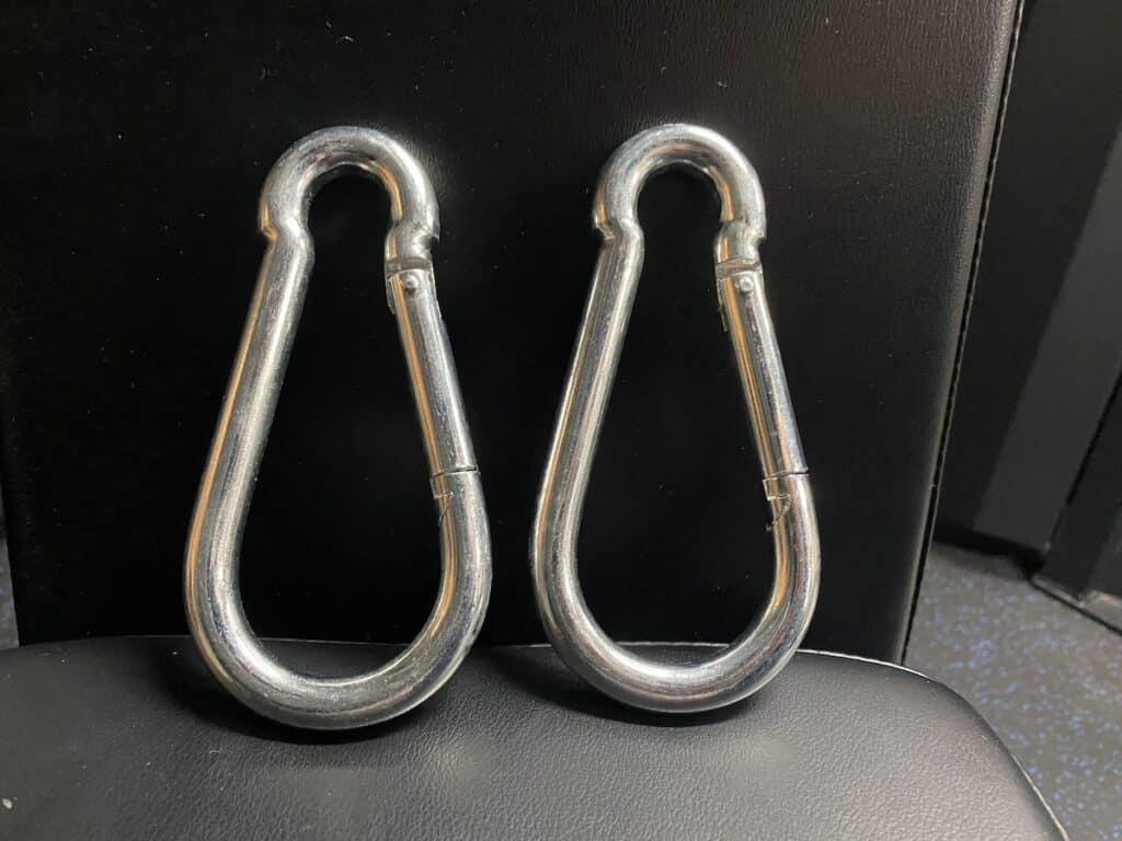 Spud Inc Hanging Ab Straps - Spring Clips