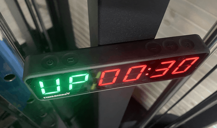 Timebirds Gym Timer
