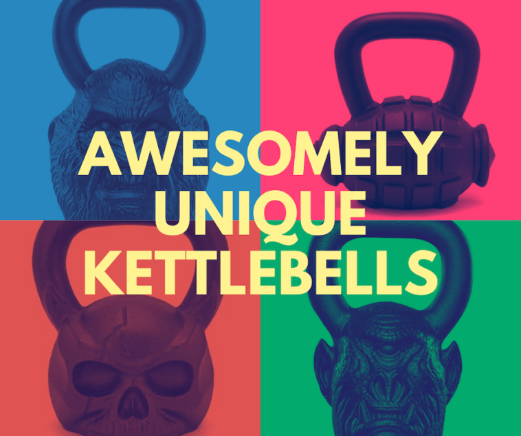 Unique Kettlebells