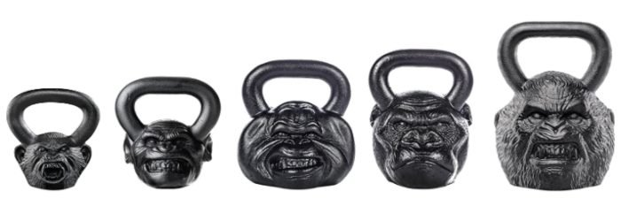 Onnit Primal Kettlebell Options