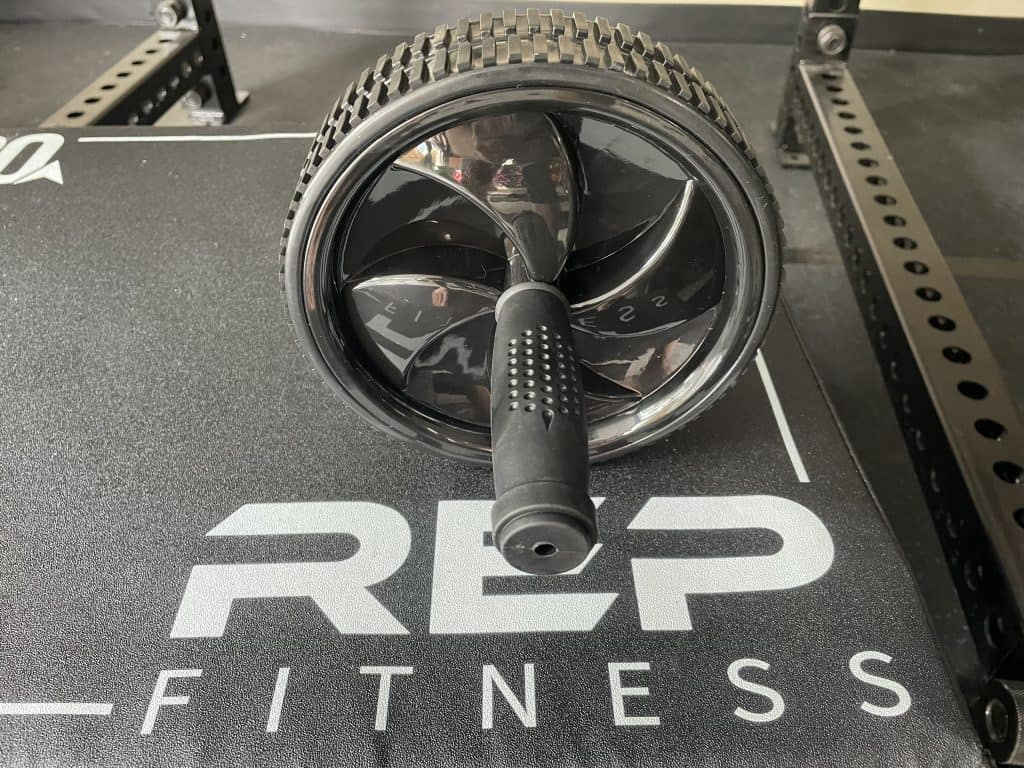 Rep Fitness Ab Roller Side View