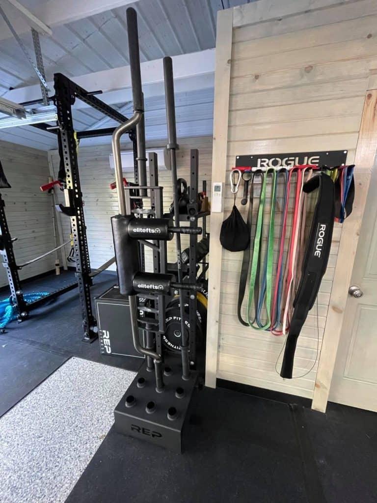 Rep 9-Bar Storage
