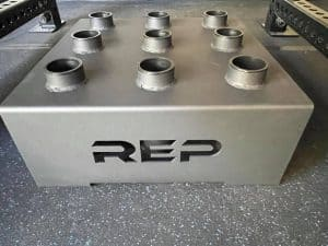 Rep Fitness 9-Bar Storage Review And Info