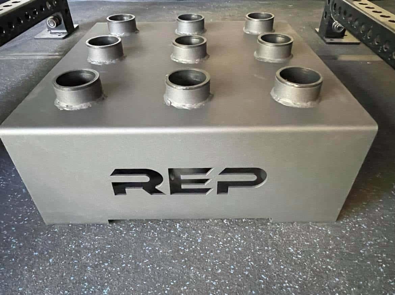Rep Fitness 9-Bar Storage